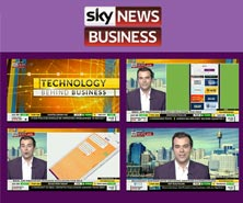 BRiN has been featured in Sky Business