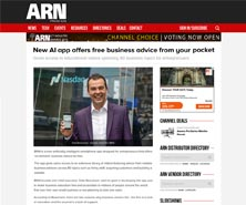 BRiN has been featured in Arn