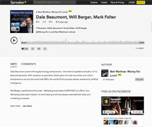 BRiN has been featured in Spreaker