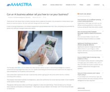 BRiN has been featured in Amastra