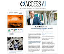 BRiN has been featured in Access AI