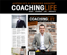 BRiN has been featured in Coaching Life