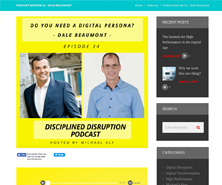 BRiN has been featured in Digital Disruption