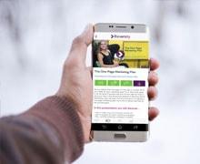 Bizversity Android app
