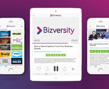 bizversity business training app