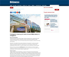 Bizversity has been featured in Singapore Business Review
